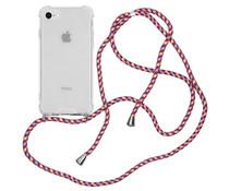 iMoshion Backcover met koord iPhone 8 / 7 - Paars