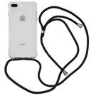 iMoshion Backcover met koord voor de iPhone 8 Plus / 7 Plus - Zwart