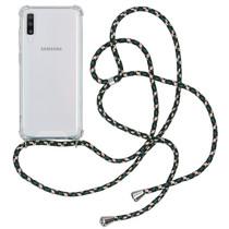 iMoshion Backcover met koord Samsung Galaxy A70 - Groen