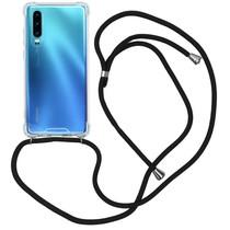 iMoshion Backcover met koord Huawei P30 - Zwart