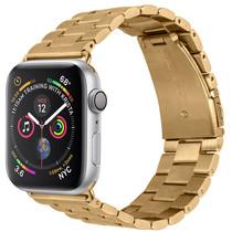 iMoshion Stalen watch bandje Apple Watch 42/44 mm - Goud