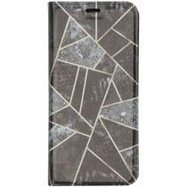 Design Siliconen Booktype Samsung Galaxy S9