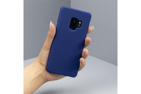 Huawei P Smart Plus hoesje - Effen Backcover voor Huawei