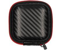 6 in 1 Siliconen Case voor AirPods - Zwart