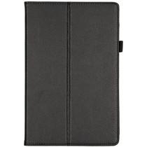 Effen Bookcase Samsung Galaxy Tab S5e - Zwart