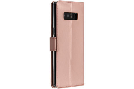 Samsung Galaxy Note 8 hoesje - Accezz Wallet Softcase Booktype