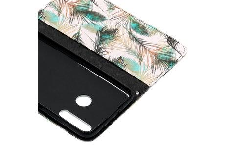 Huawei P Smart Plus (2019) hoesje - Design Softcase Booktype voor