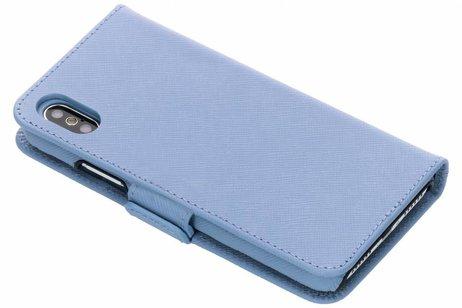 dbramante1928 New York 2-in-1 Wallet Booktype voor iPhone X / Xs - Blauw