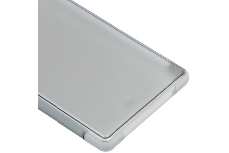 Sony Style Cover Touch Booktype voor de Sony Xperia 1 - Wit