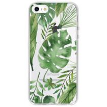Design Siliconen Backcover iPhone 5 / 5s / SE