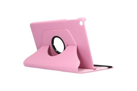 iMoshion 360° draaibare hoes voor de Samsung Galaxy Tab A 10.1 (2019) - Roze