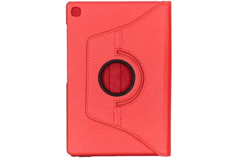 iMoshion 360° draaibare Bookcase voor de Samsung Galaxy Tab S5e - Rood
