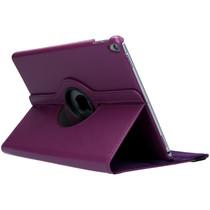 iMoshion 360° draaibare Bookcase iPad Air 10.5 / Pro 10.5 - Paars