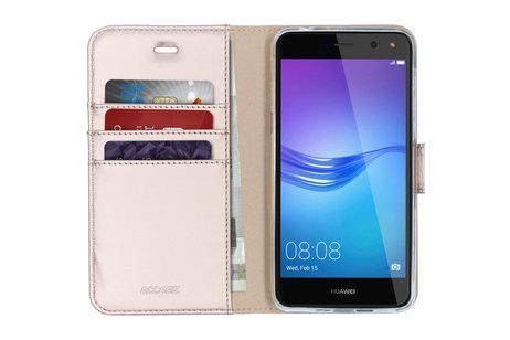 Huawei Y6 (2017) hoesje - Accezz Wallet Softcase Booktype