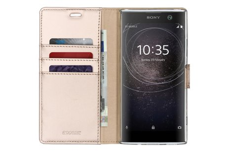 Sony Xperia XA2 hoesje - Accezz Wallet Softcase Booktype