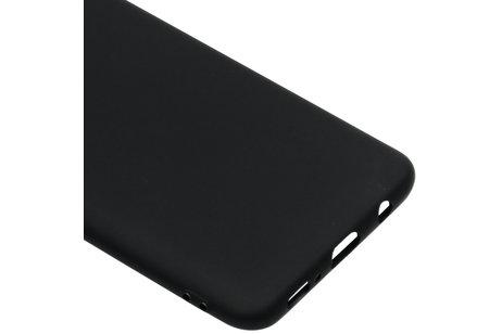 iMoshion Color Backcover voor de Samsung Galaxy A50 / A30s - Zwart