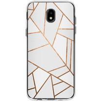 Design Siliconen Backcover Samsung Galaxy J5 (2017)