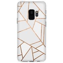 Design Siliconen Backcover Samsung Galaxy S9