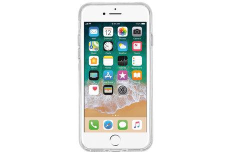 Design Backcover voor de iPhone 8 / 7 - Splatter Black