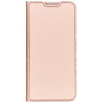 Dux Ducis Slim Softcase Booktype Huawei P Smart Z - Rosé Goud