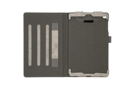Design Bookcase voor de Samsung Galaxy Tab A 10.1 (2019) - Groen Takken