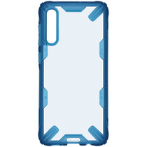 Ringke Fusion X Backcover Samsung Galaxy A50 / A30s - Blauw