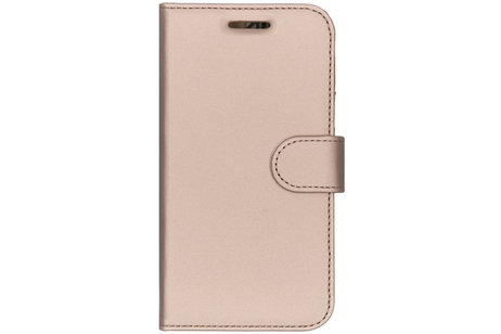 Motorola Moto C Plus hoesje - Accezz Wallet Softcase Booktype