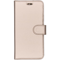 Accezz Wallet Softcase Booktype Nokia 9 PureView - Goud
