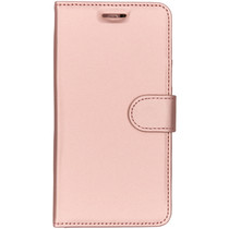 Accezz Wallet Softcase Booktype General Mobile GM5 Plus