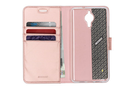 General Mobile GM5 Plus hoesje - Accezz Wallet Softcase Booktype