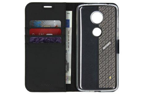 Motorola Moto E5 Plus hoesje - Accezz Wallet Softcase Booktype