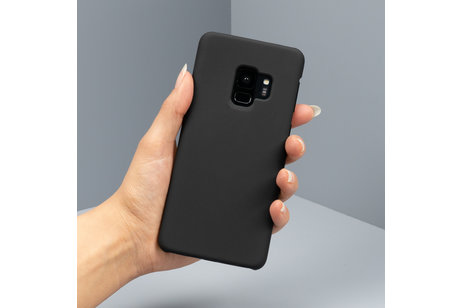 Nokia 5.1 Plus hoesje - Effen Backcover voor de