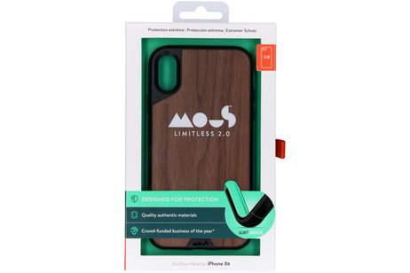 iPhone Xr hoesje - Mous Limitless 2.0 Case