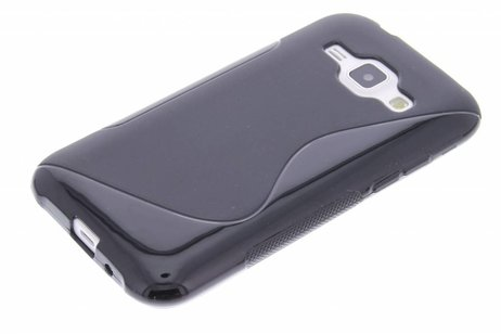 Samsung Galaxy J1 hoesje - S-line Backcover voor Samsung