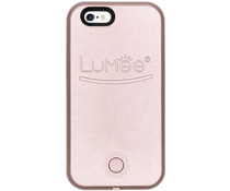 LuMee Lighted Hardcase Backcover iPhone 6 / 6s - Rosé Goud