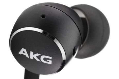 Samsung AKG Y100 Wireless In-Ear Headphones - Zwart