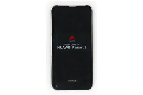 Huawei P Smart Z hoesje - Huawei Wallet Booktype voor