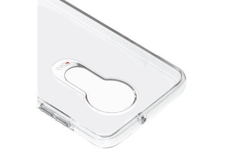Gear4 Crystal Palace Backcover voor de Motorola Moto G7 / G7 Plus - Transparant
