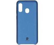 Dux Ducis Skin Lite Backcover Samsung Galaxy A20e - Blauw