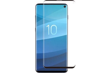 Selencia Gehard Glas Premium Screenprotector voor de Samsung Galaxy S10