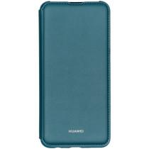 Huawei Wallet Booktype Huawei P Smart Z - Donkergroen