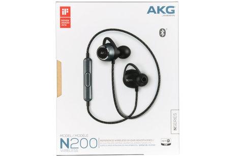 Samsung AKG N200 Wireless In-Ear Headphones - Zwart