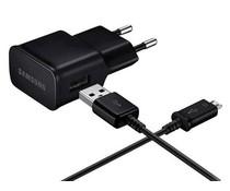 Samsung Charging Adapter 2A + Micro-USB naar USB-Kabel - Zwart