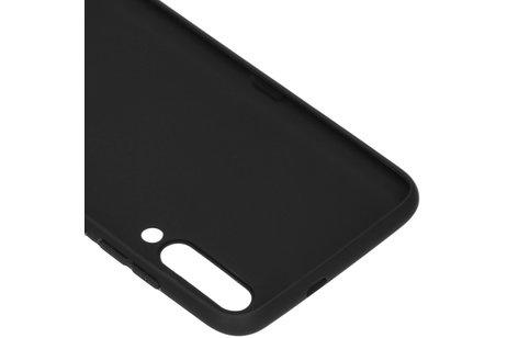 Color Backcover voor de Xiaomi Mi 9 - Zwart
