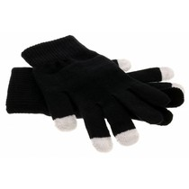 iMoshion Zwart effen touchscreen handschoenen
