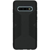 Accezz Impact Grip Backcover Samsung Galaxy S10 - Zwart