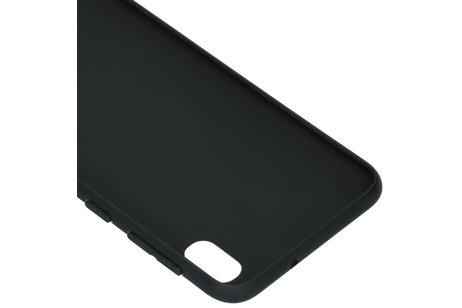Samsung Galaxy A10 hoesje - iMoshion Color Backcover voor