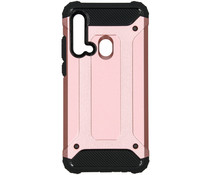 iMoshion Rugged Xtreme Backcover Huawei P20 Lite (2019) - Rosé Goud