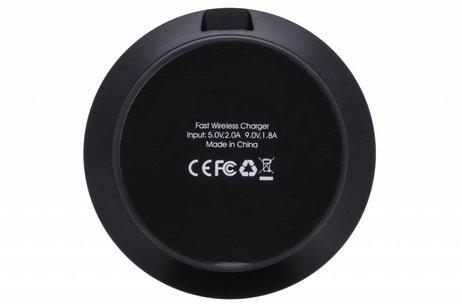 Accezz Zwarte Wireless Charging Pad