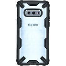 Ringke Fusion X Backcover Samsung Galaxy S10e - Zwart